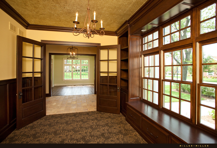 Evanston Custom Home Photographer