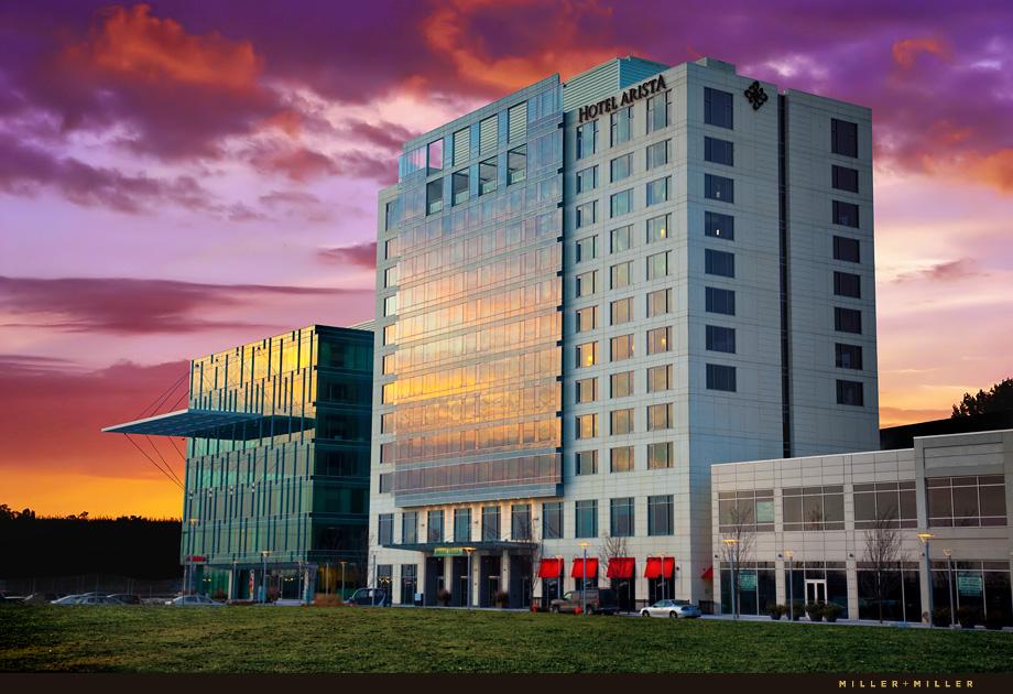 Hotel Arista Naperville Illinois