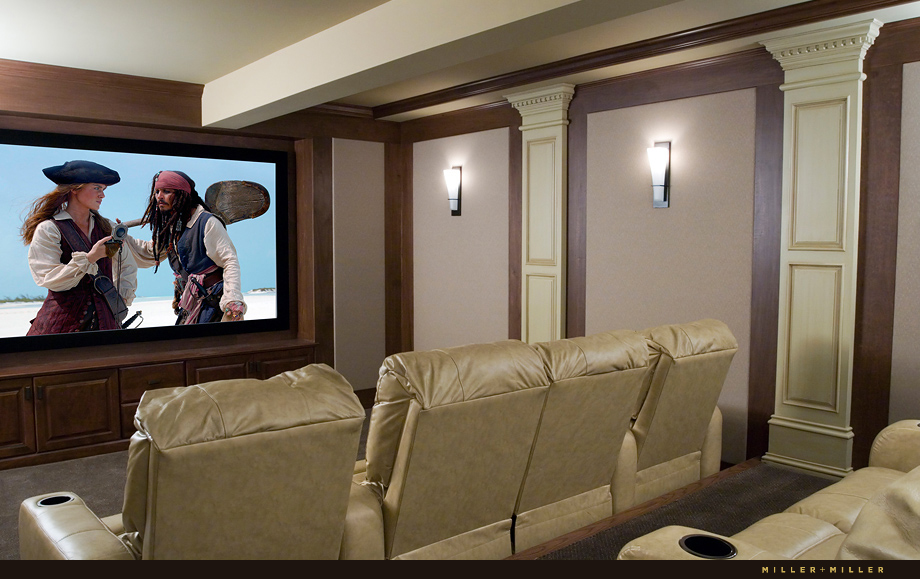 interior custom home photographer barrington