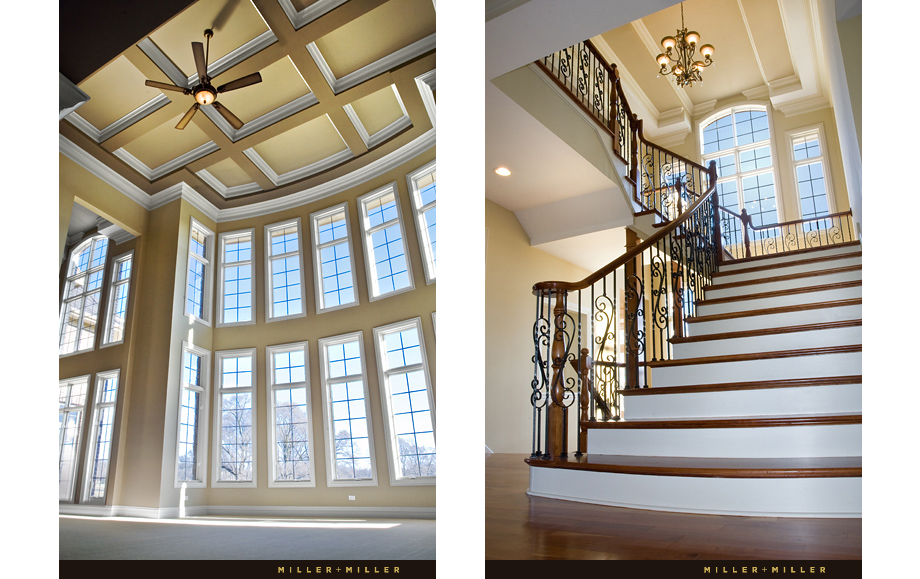 luxury architectural northern illinois real estate photography
