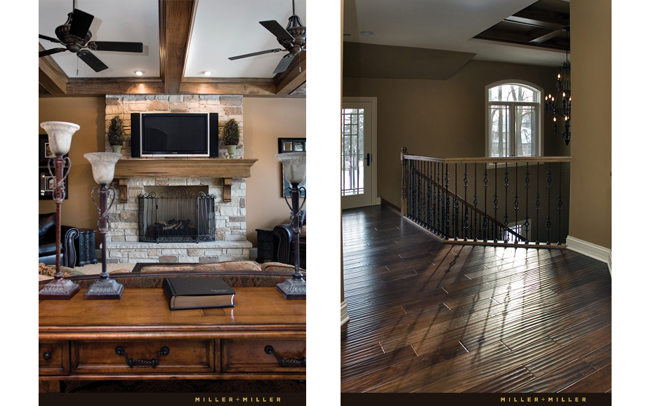 naperville luxury home tour architectural photography