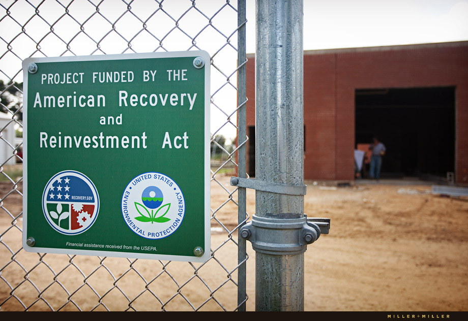 American Recovery Reinvestment Act Chicago
