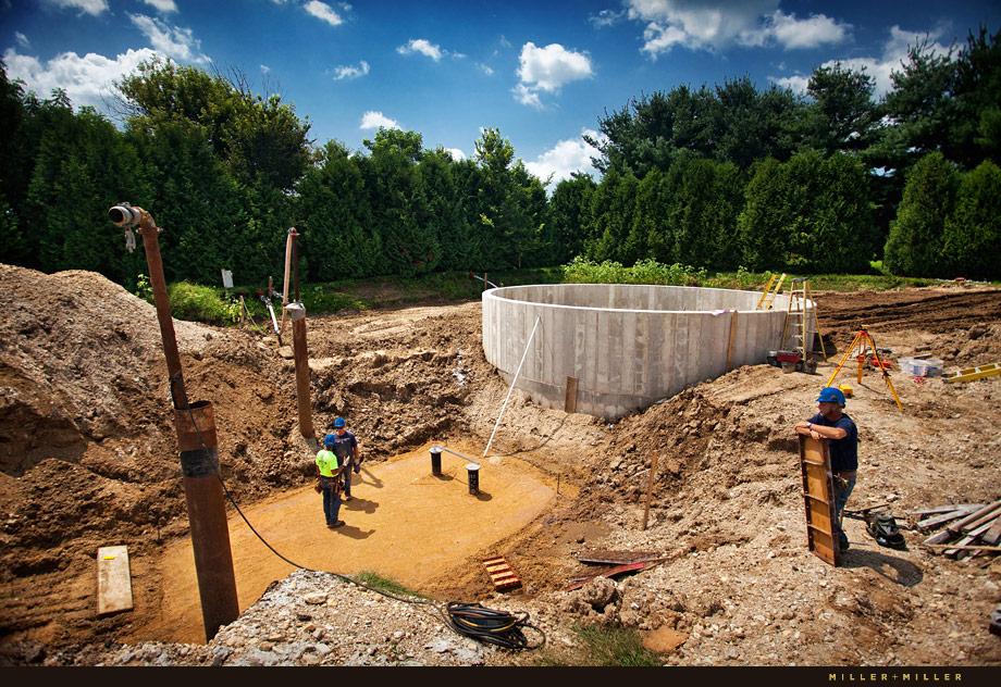 Illinois Construction Photography