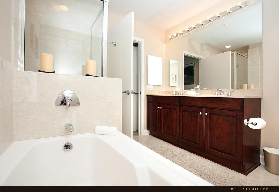 chicago bathroom photography interior home tour