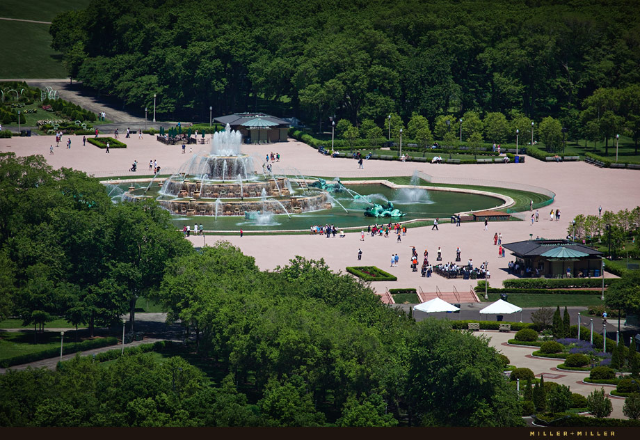 chicago landmarks buckingham fountain photography visitors