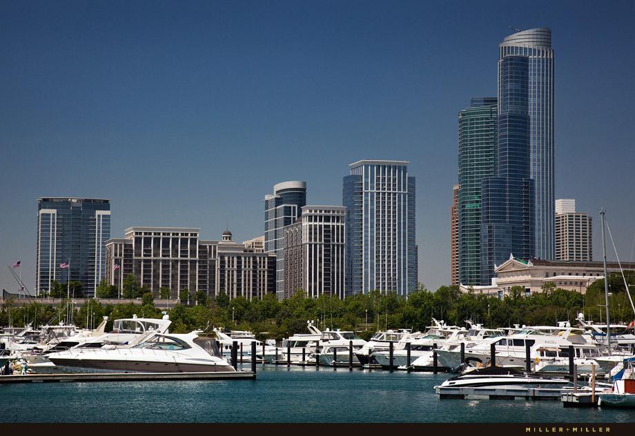 chicago travel yacht marina boating photography studio