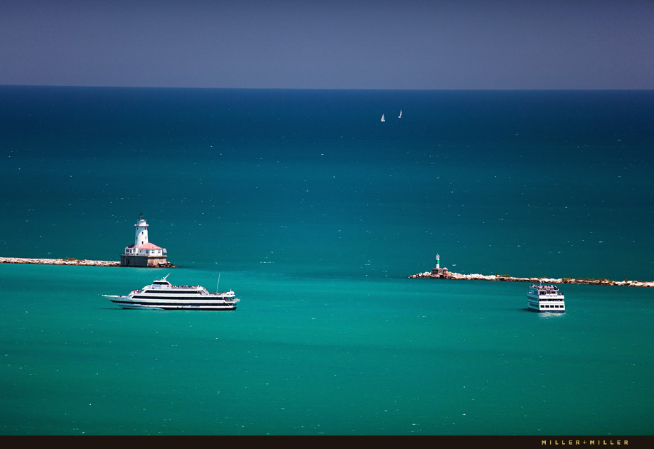 chicago yachts lighthouse lake michigan travel leisure photographer