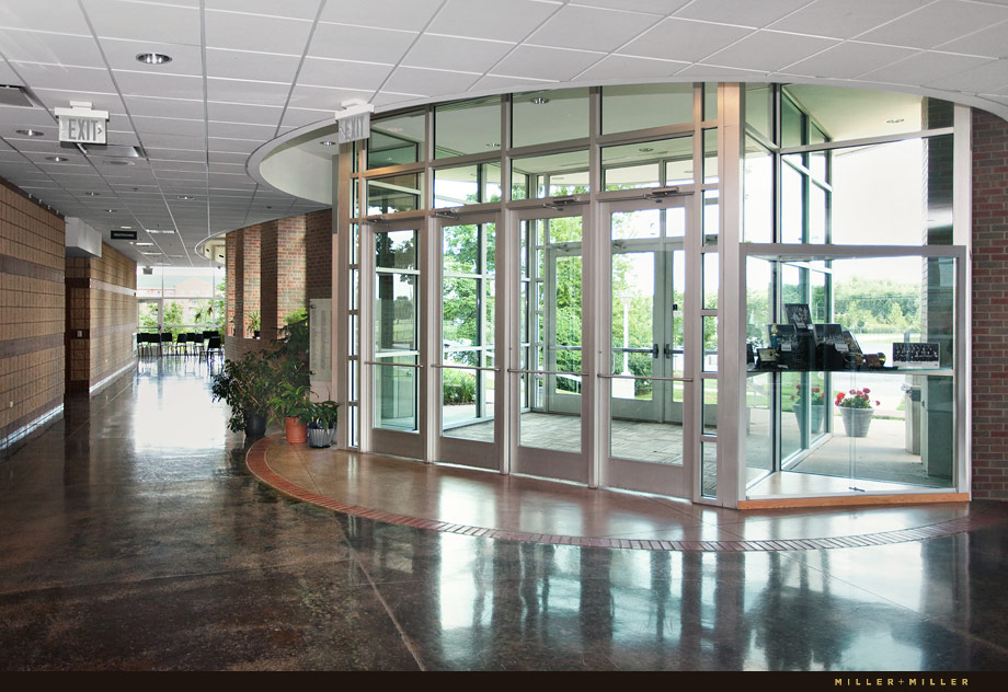 University College Prep School Exterior And Interior Photography Extraordinary Interior Design School In Chicago Exterior