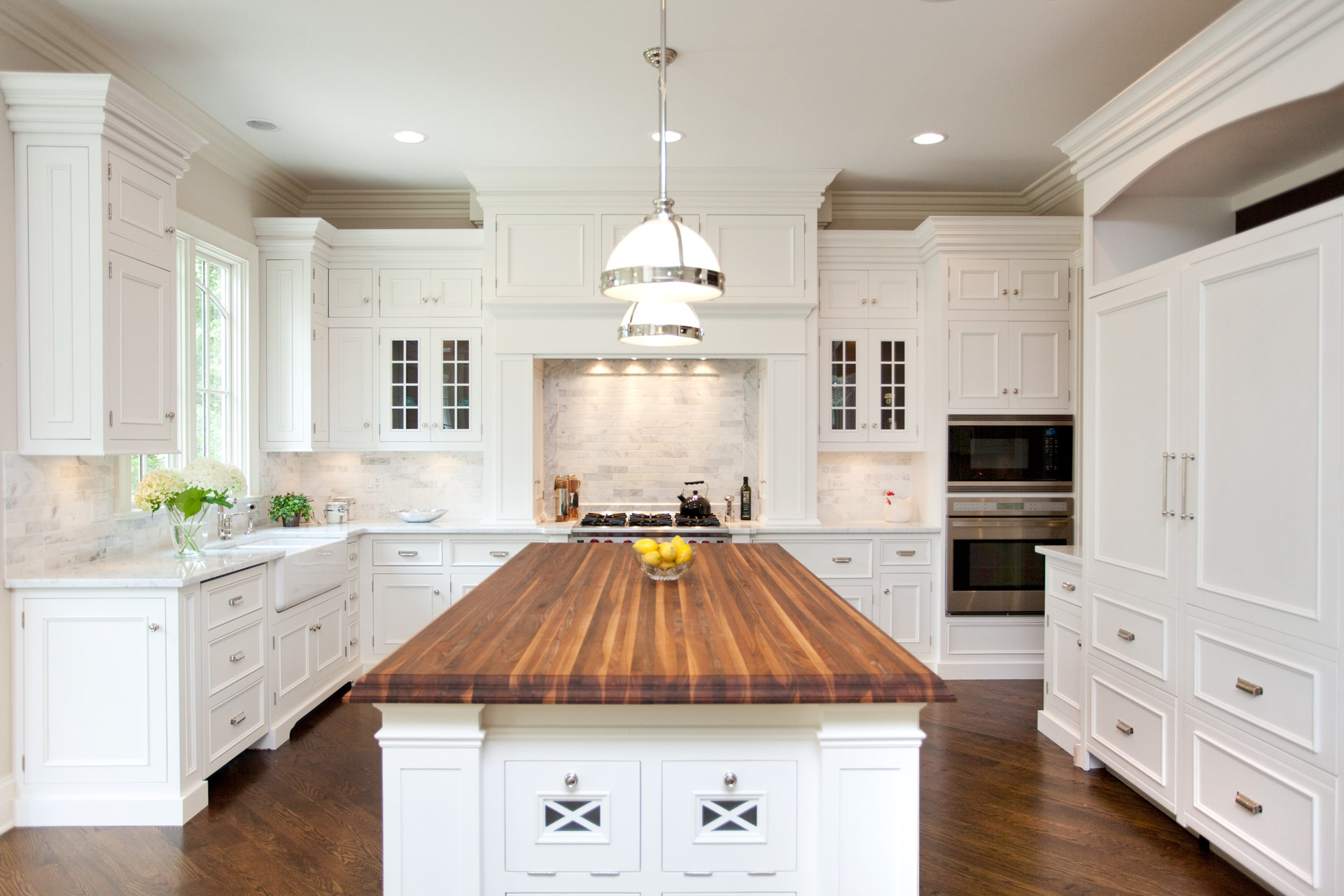 Custom Kitchen Islands Chicago