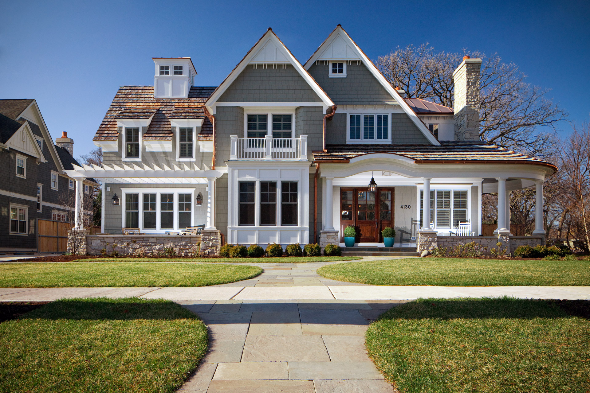 Chicago Illinois exterior home photographers