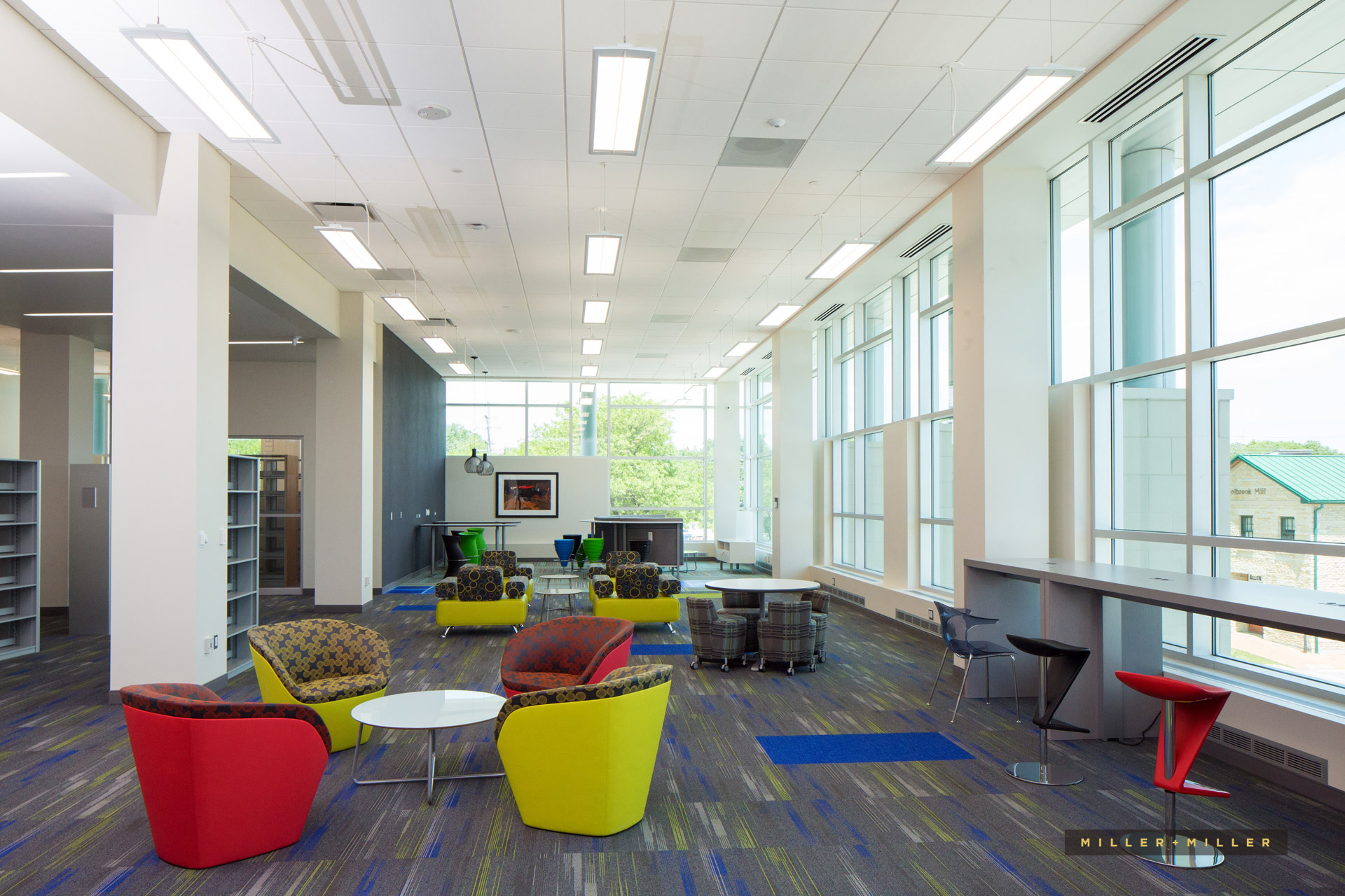 commercial interior photographer
