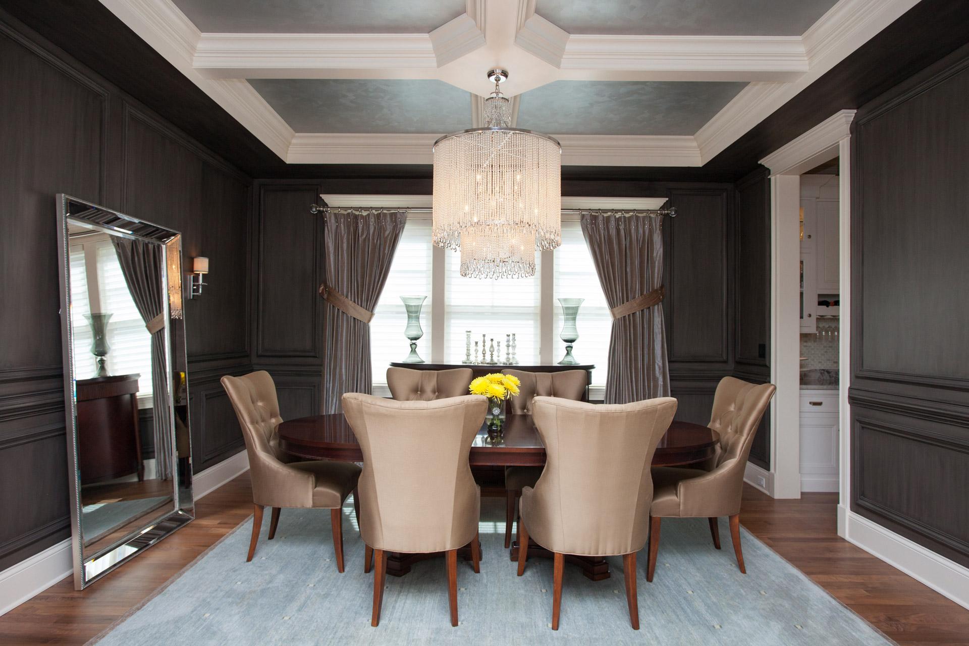 Dining room interior photos Naperville