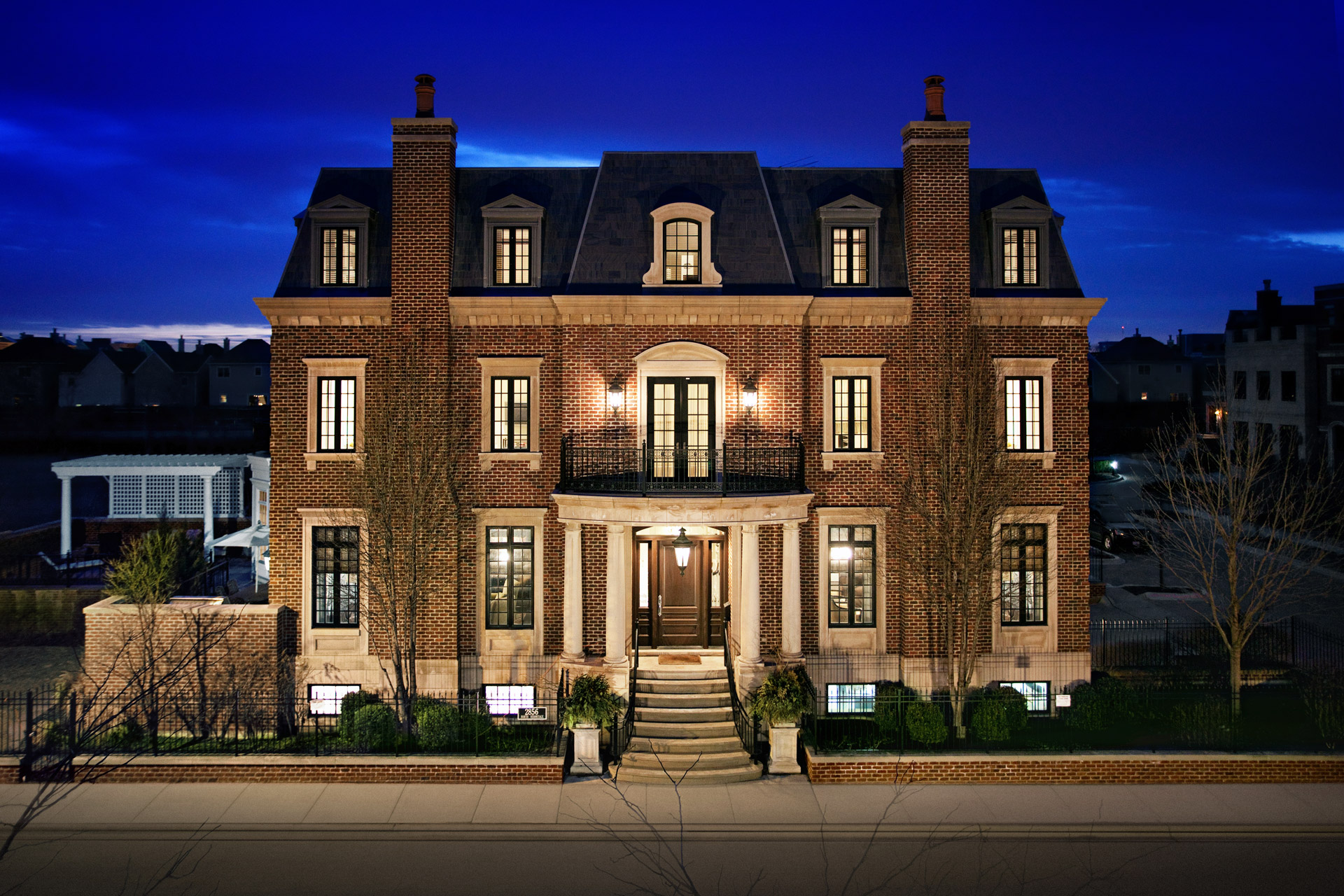 Hermitage Chicago luxury home