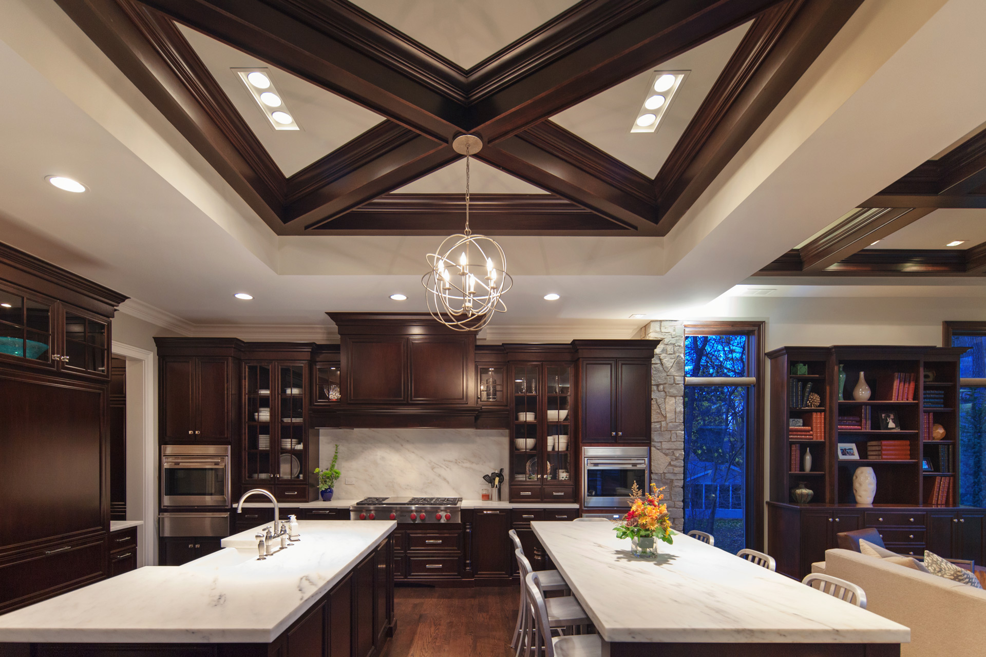 Custom Kitchen Cabinets Chicago Il