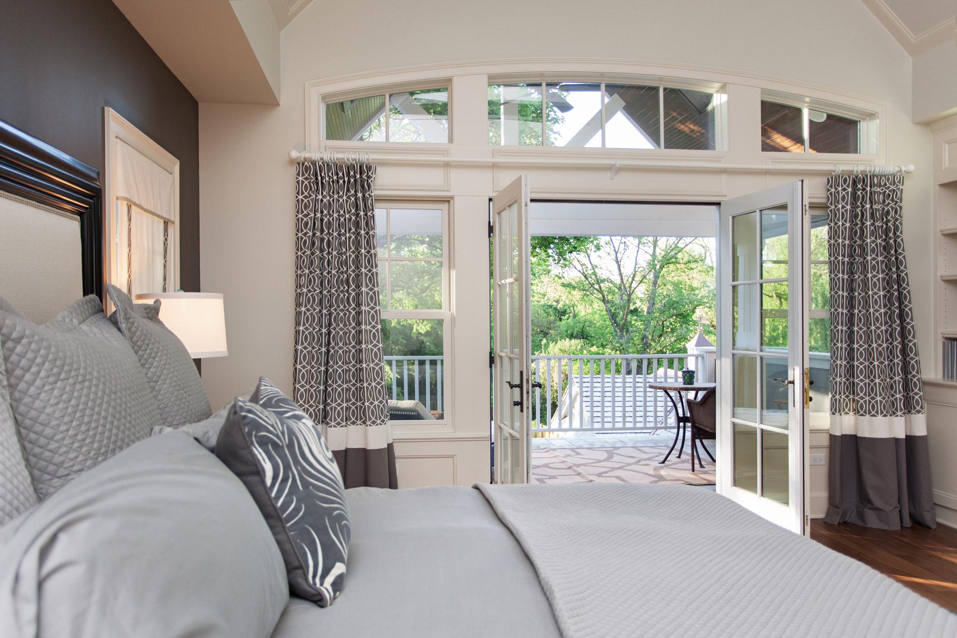 Master bedroom westmont