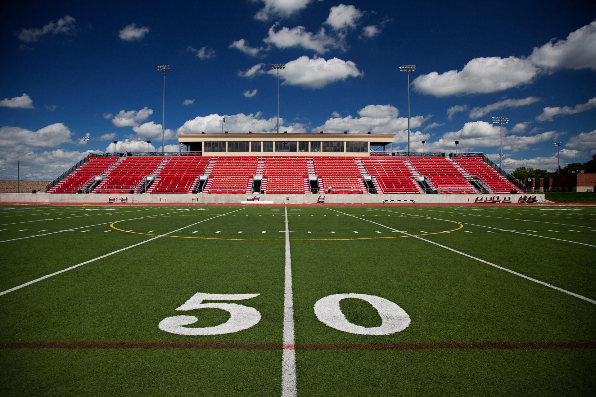Sports stadium arena photographer