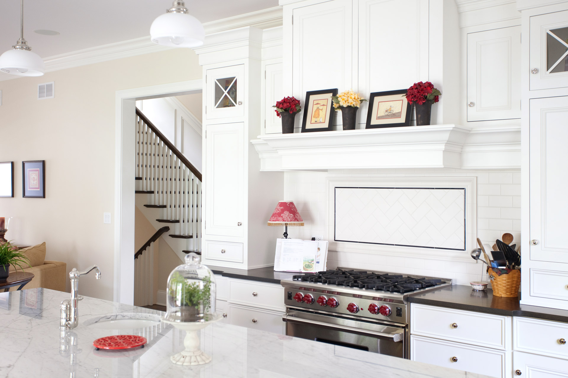 Chicago Illinois Interior Photographers custom luxury home builder ...