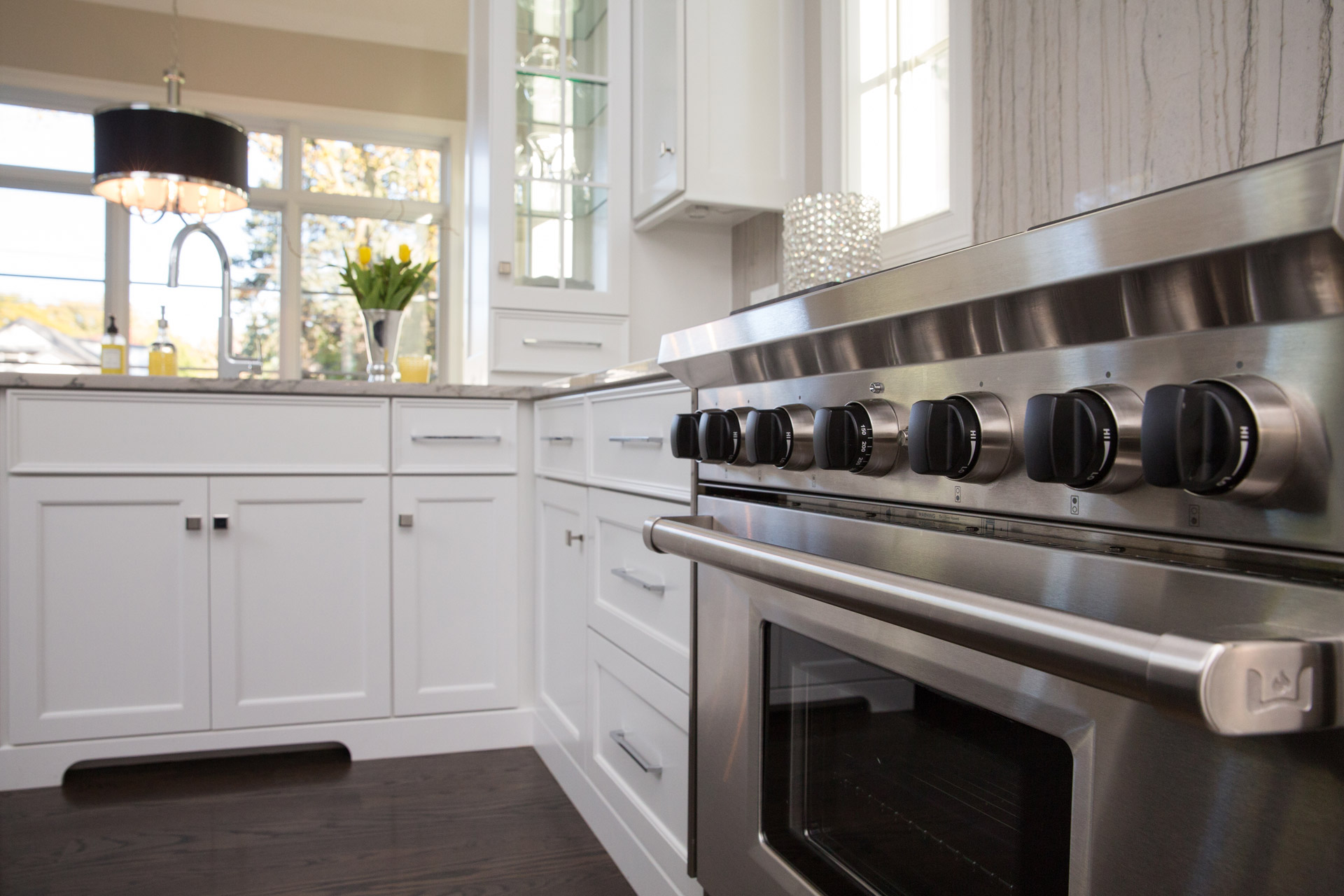 Wolf Appliances Kitchen Stove Oven Range Stainless Steel