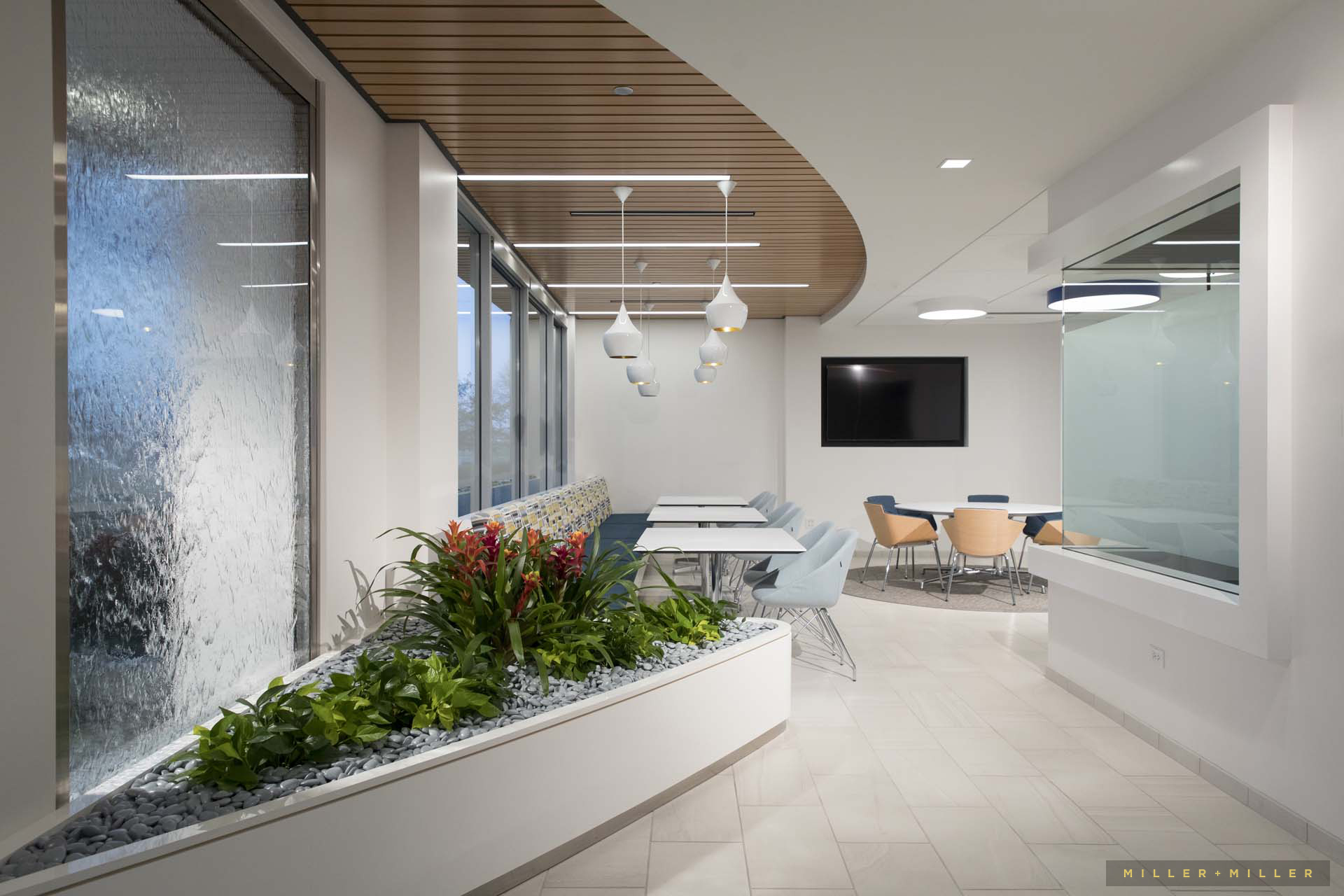 medical hospital cafe cafeteria interior design photos