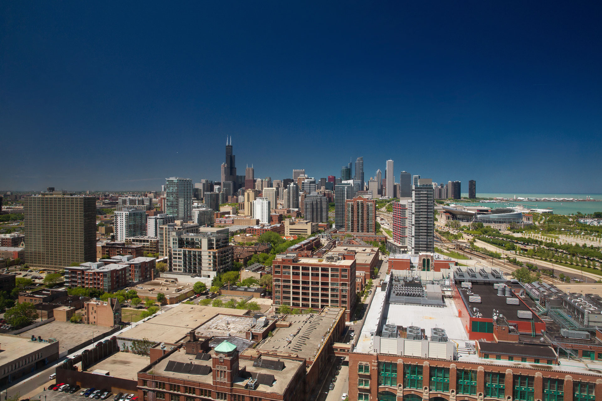 Chicago Aerial Photographers