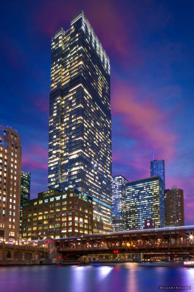 chicago-commercial-photographer-skyscrapers-buildings-night