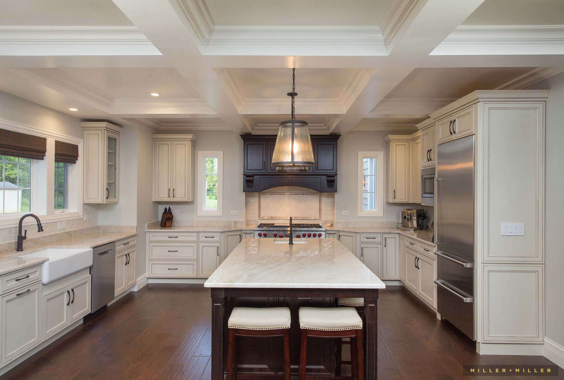 coffered-ceiling-millwork-chicago-kitchen-designer