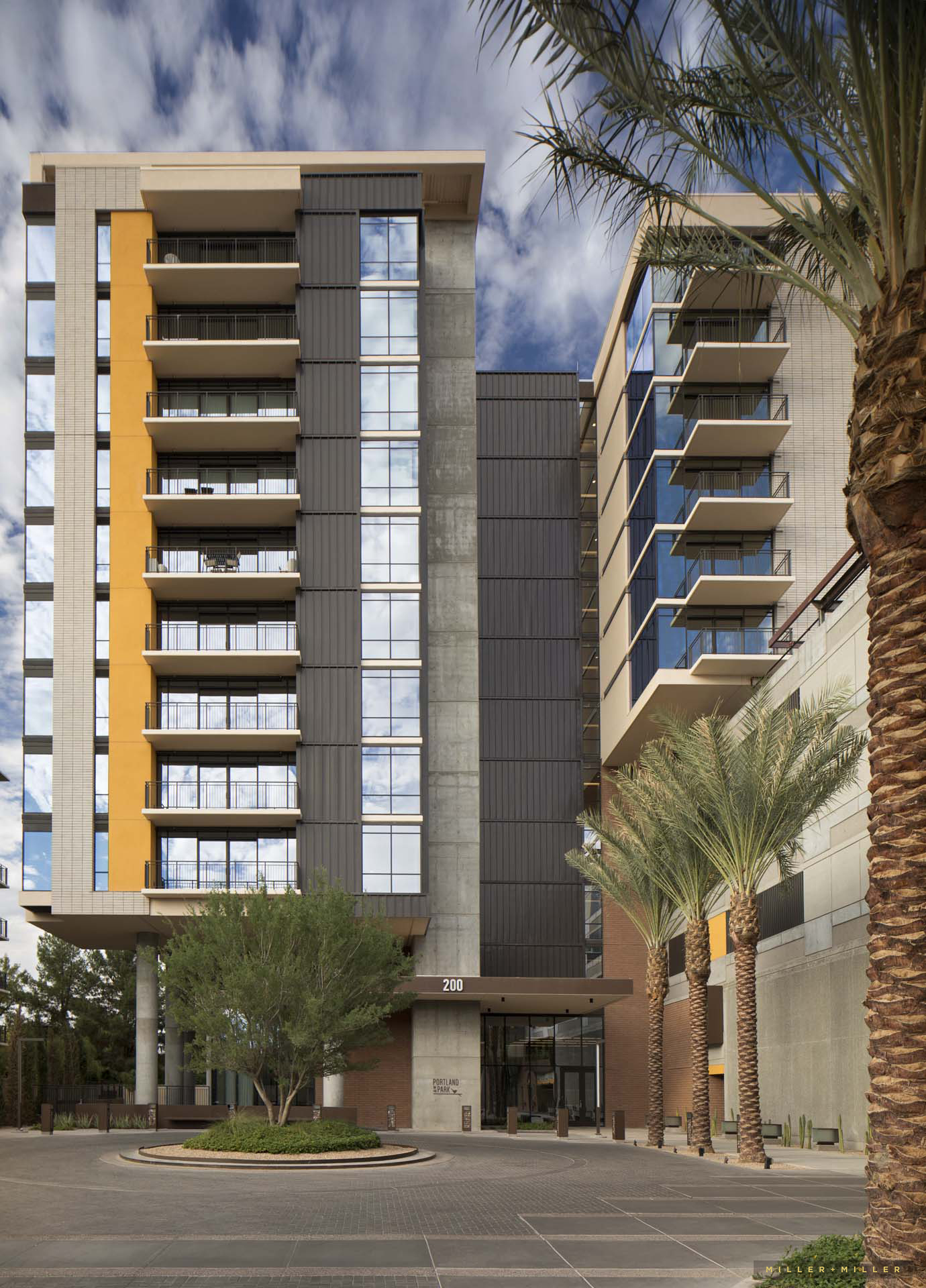 luxury urban resort-style development Arizona photography