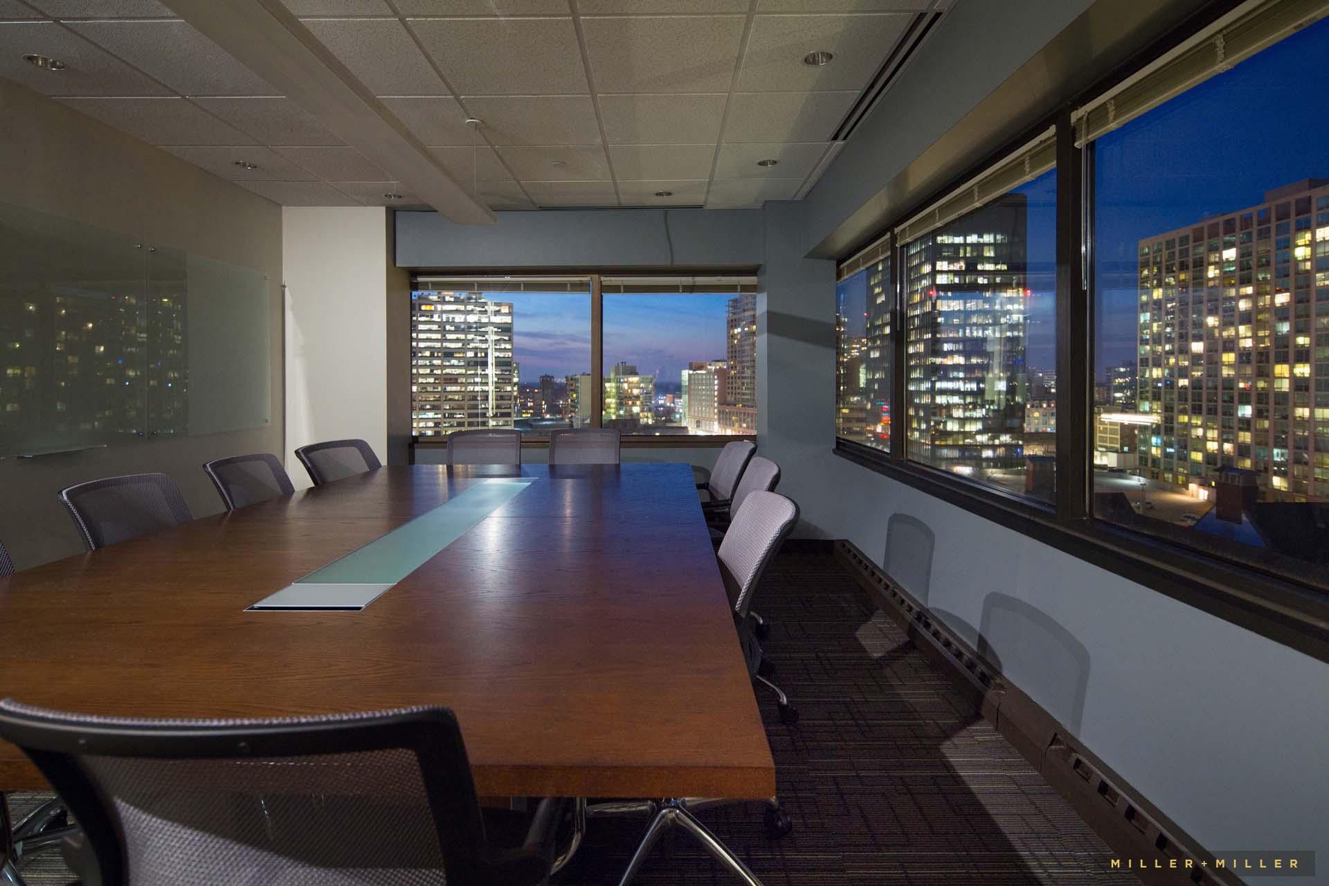 Commercial corporate building design construction Detroit