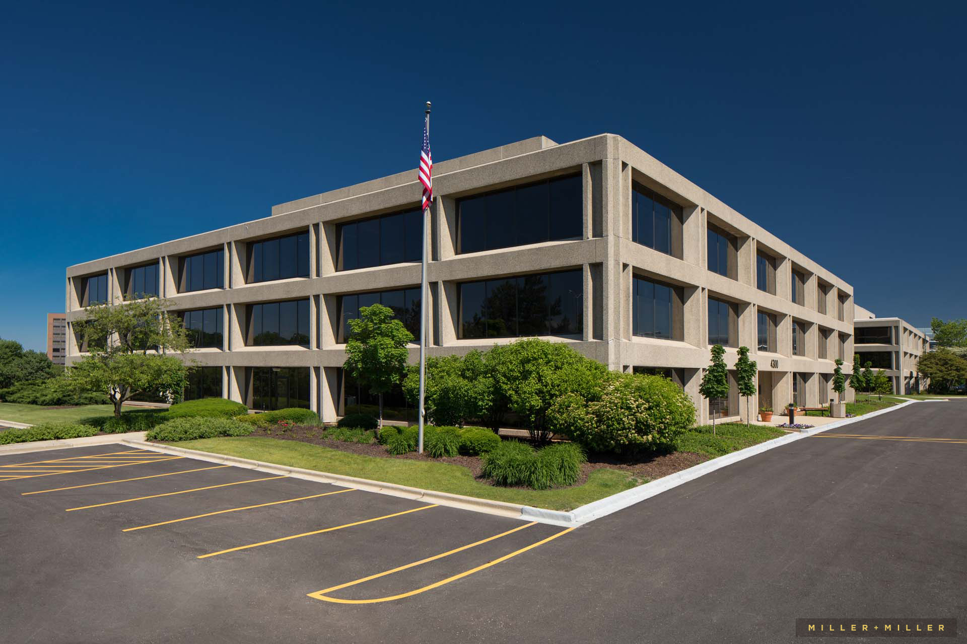 Detroit property management corporate office photos