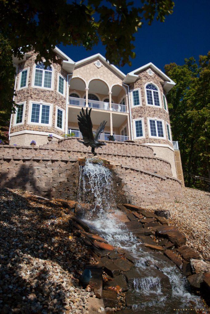 Lake Charlevoix Traverse City Michigan waterfront home real estate