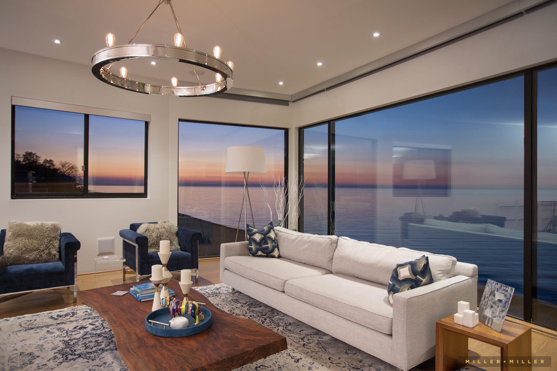 Lake Michigan Beach Real Estate House Home photographer