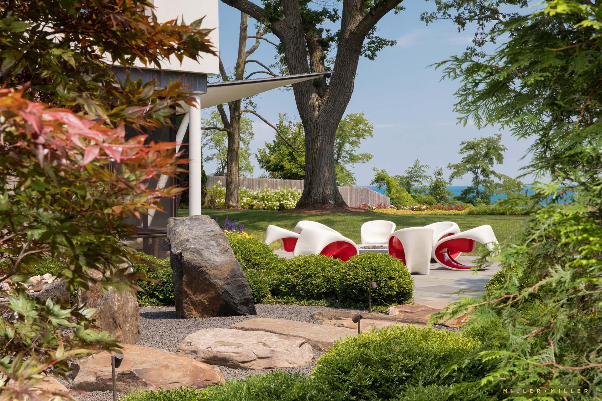 million dollar luxury beach lakefront Michigan