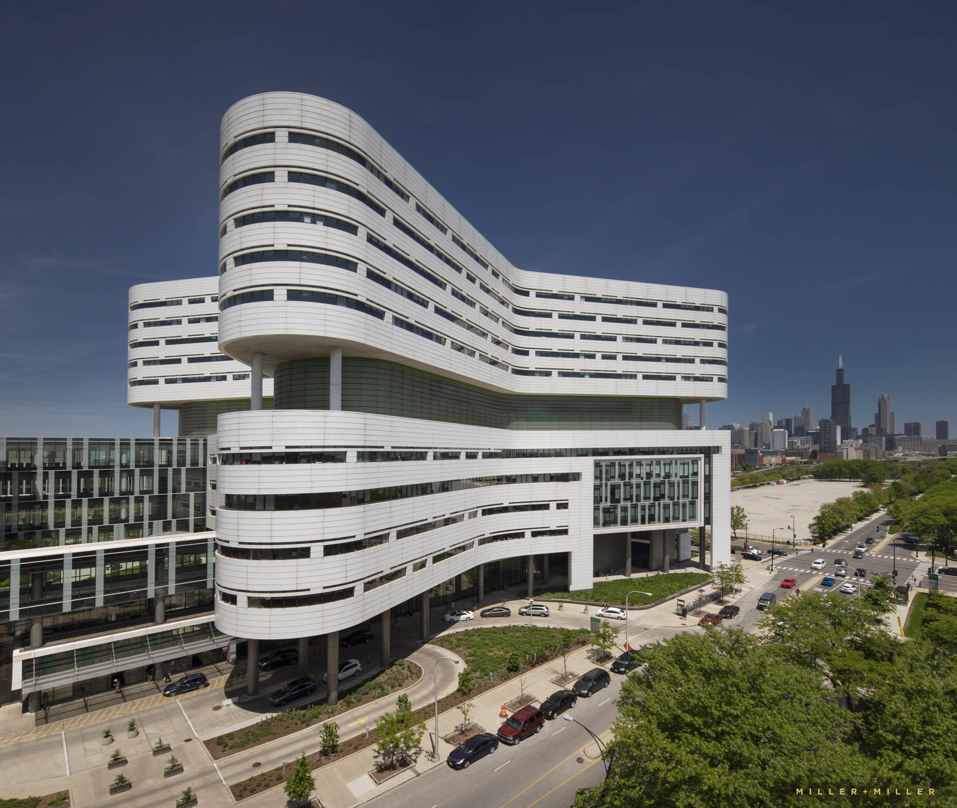 Perkins + Will Chicago Architect
