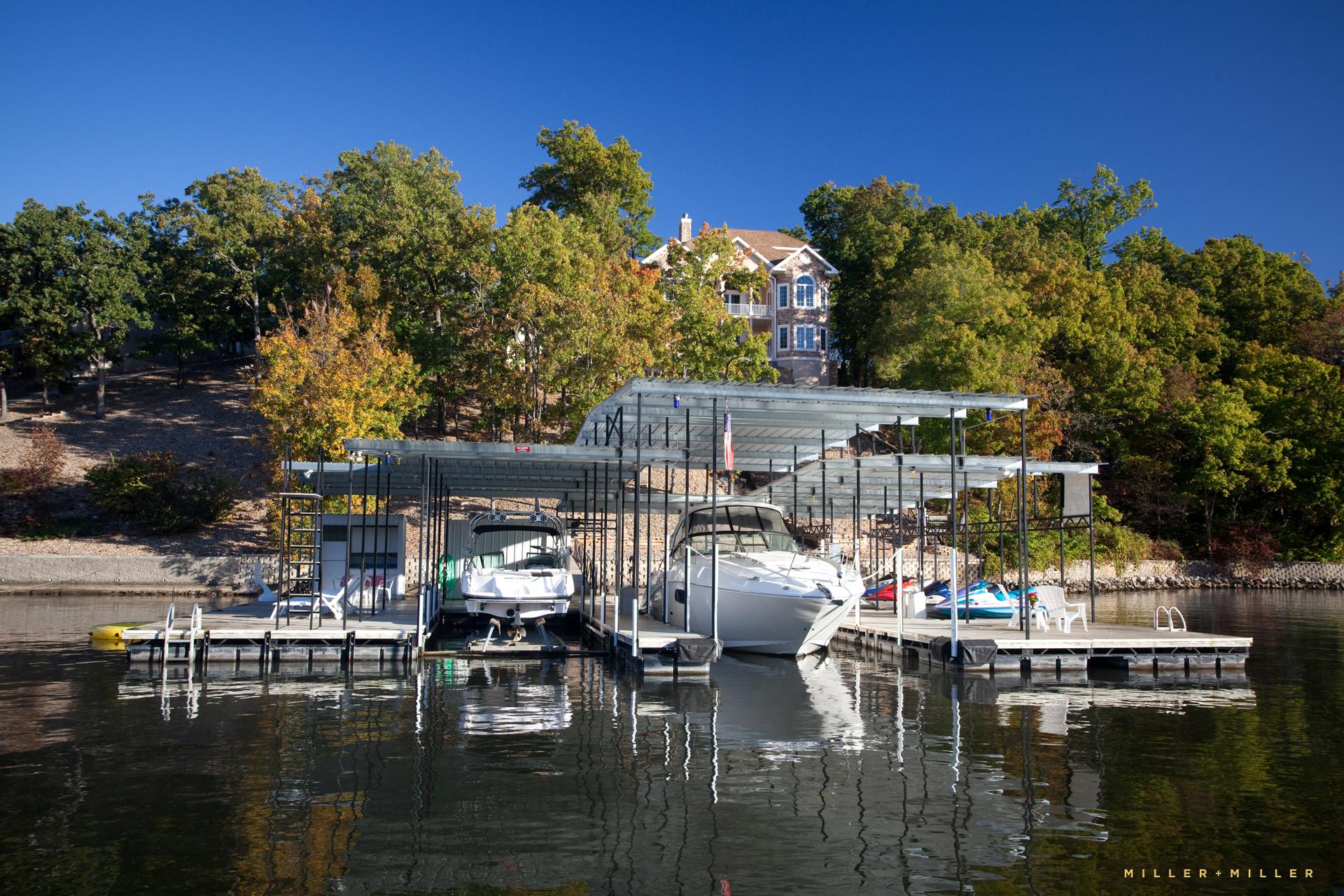 Traverse City lake home photographer