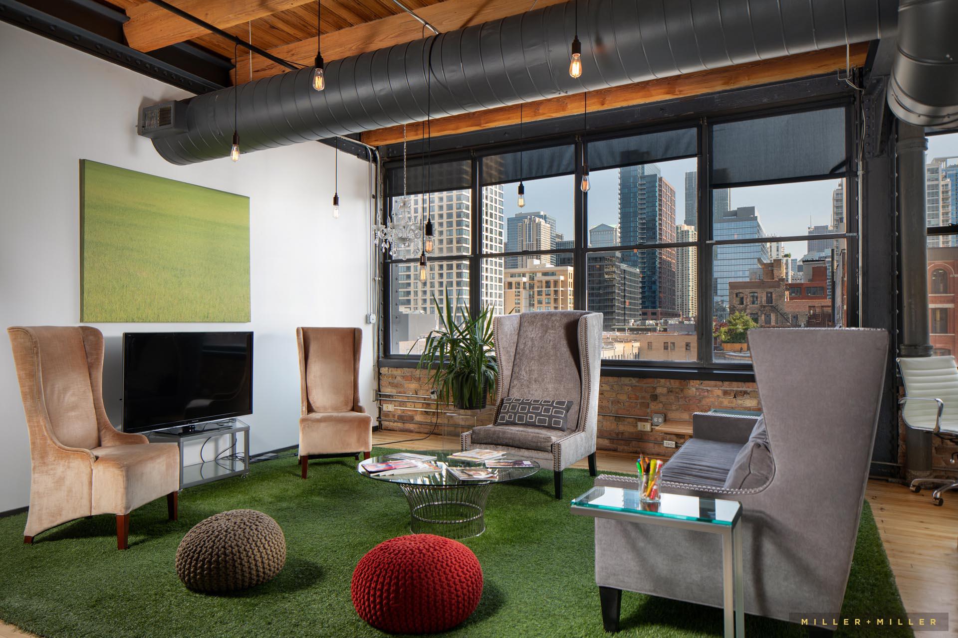 Chicago interiors photography