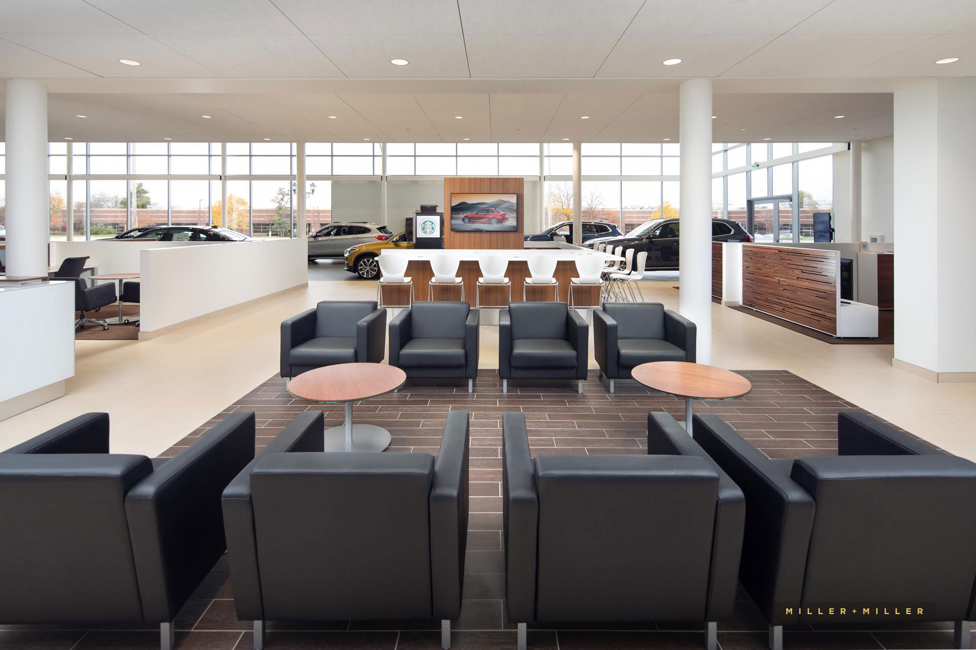 dealership interior renovation photos
