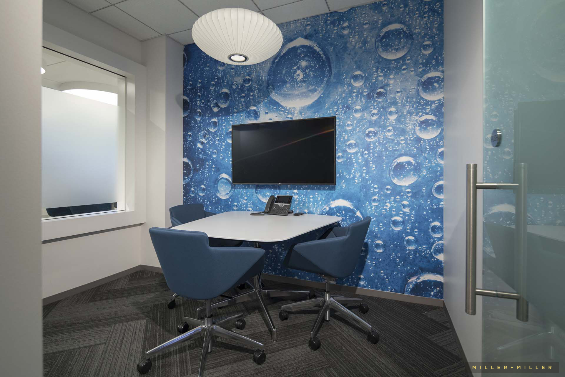 Madison corporate office interior design photography