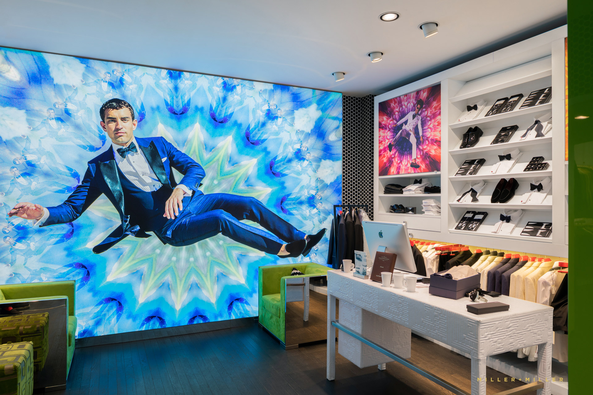 Clothing Store Interior Photos