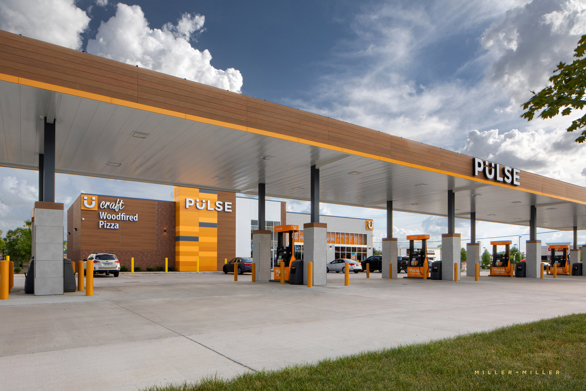 Modern Gas Stations