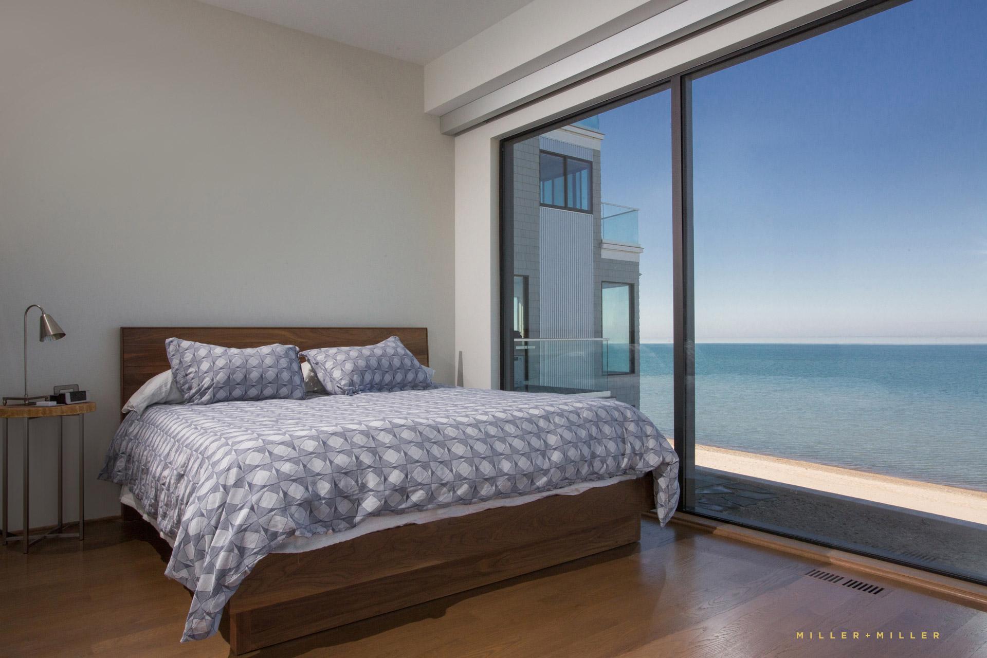 Oceanview Lake View Bedroom