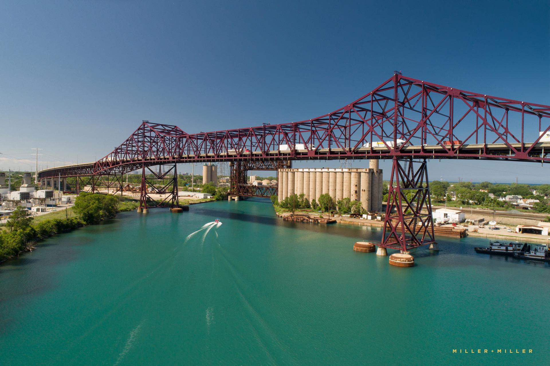 transportation steel bridges photography