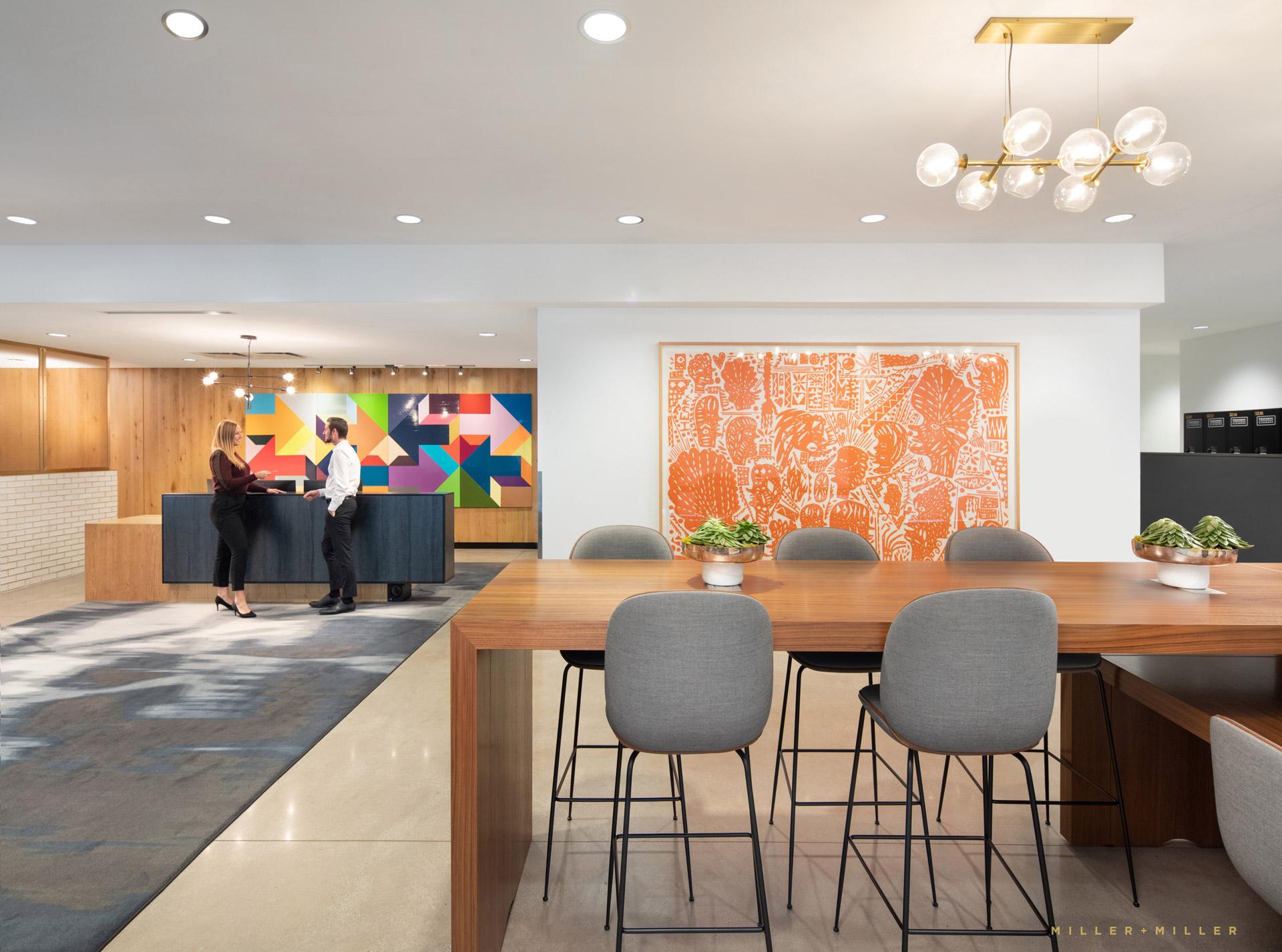 Chicago interior luxury apartment photography people