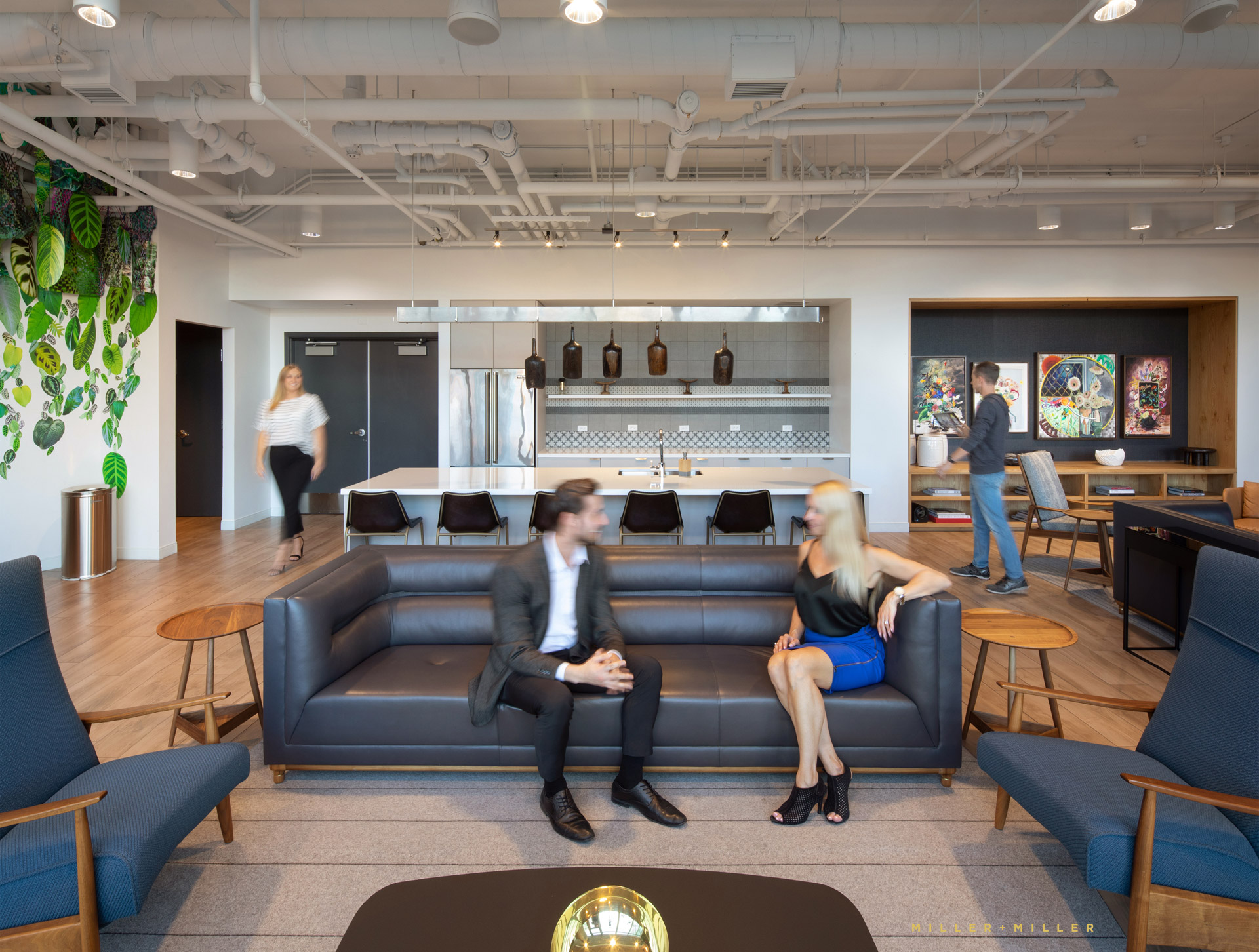 Commercial Interiors Marketing Photography People
