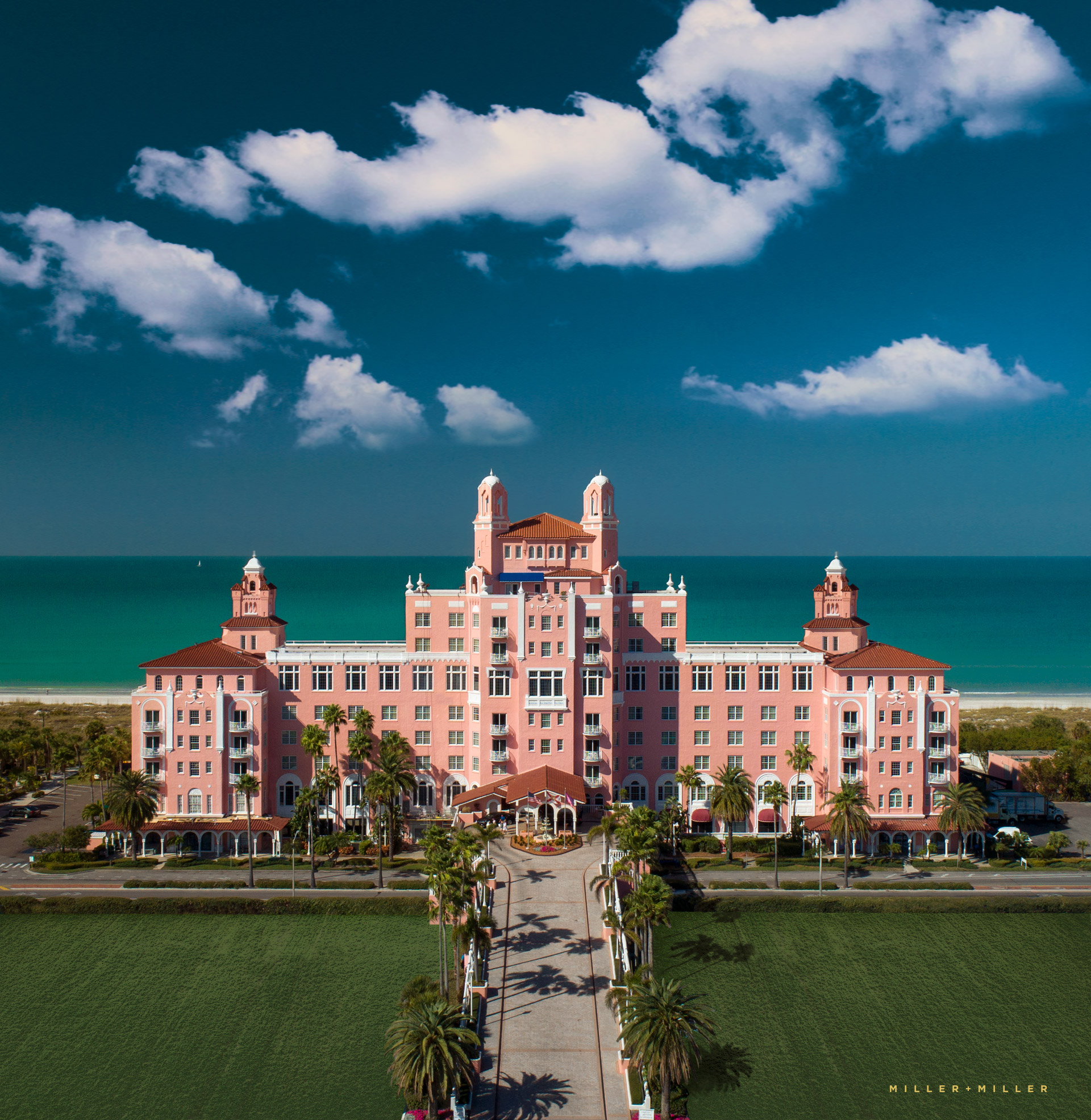 The Don CeSar St Pete Beach Florida