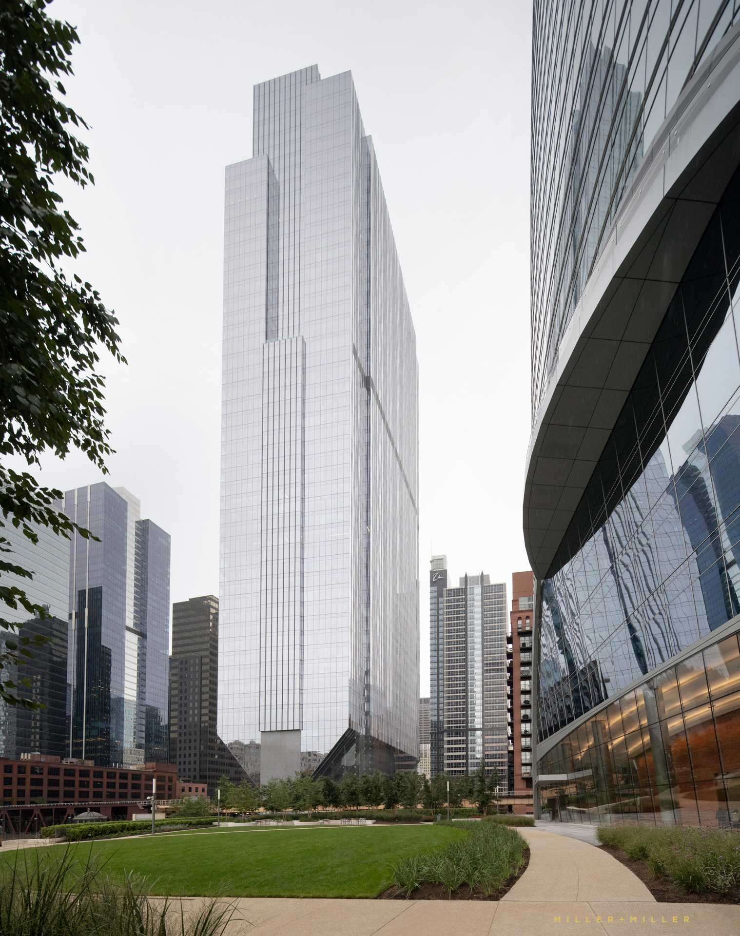 Goettsch Partners Chicago Architects