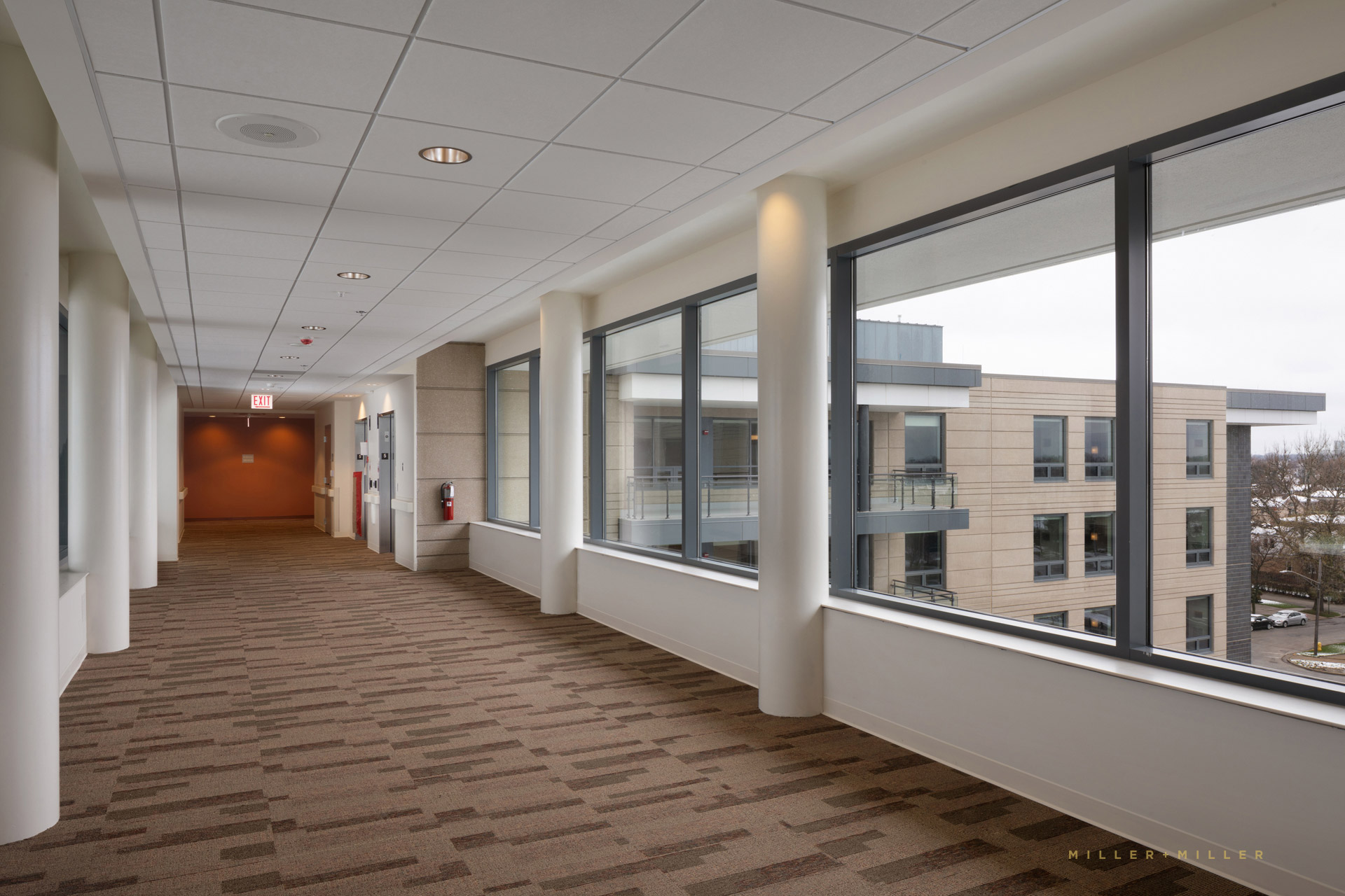 interior commercial medical construction photographer Chicago